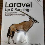 オライリーの動物表紙本 (Laravel)