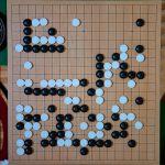 NHK杯戦囲碁 依田紀基9段 対 羽根直樹碁聖