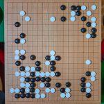 NHK杯戦囲碁 張栩9段 対 孫喆7段