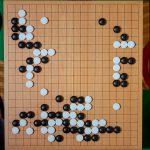 NHK杯戦囲碁 伊田篤史8段 対 志田達哉8段