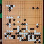 NHK杯戦囲碁 富士田明彦7段 対 一力遼NHK杯選手権者