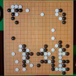 NHK杯戦囲碁 河野臨9段 対 張栩9段