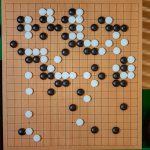 NHK杯戦囲碁 許家元8段 対 高尾紳路9段
