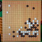 NHK杯戦囲碁 芝野虎丸名人・王座 対 一力遼NHK杯選手権者
