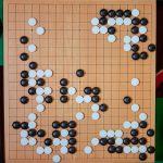 NHK杯戦囲碁 伊田篤史8段 対 井山裕太3冠王