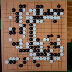 NHK杯戦囲碁 井山裕太三冠王 対 張栩9段(準決勝第2局)