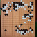 NHK杯戦囲碁 小池芳弘5段 対 中野泰宏9段
