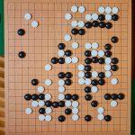 NHK杯戦囲碁 三村智保9段 対 上野愛咲美女流本因坊