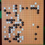 NHK杯戦囲碁 山田規三生9段 対 今村俊也9段