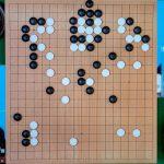 NHK杯戦囲碁 瀬戸大樹8段 対 林漢傑8段