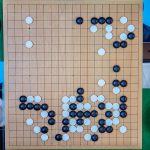 NHK杯戦囲碁 伊田篤史9段 対 呉柏毅 5段