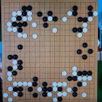 NHK杯戦囲碁 大西竜平5段 対 蘇耀国9段