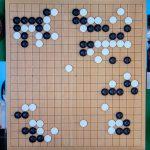 NHK杯戦囲碁 鈴木歩女流棋聖 対 安斎伸彰7段