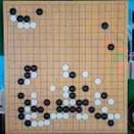 NHK杯戦囲碁 横塚力7段 対 王銘エン9段