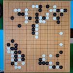 NHK杯戦囲碁 上野愛咲美女流本因坊 対 志田達哉8段