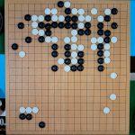 NHK杯戦囲碁 鈴木伸二7段 対 洪爽義3段