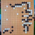 NHK杯戦囲碁 本木克弥8段 対 六浦雄太7段