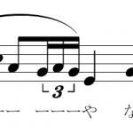 古関裕而の「船頭可愛や」の楽譜と実際の歌の違い