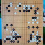 NHK杯戦囲碁 許家元8段 対 安達利昌7段
