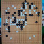 NHK杯戦囲碁 山田規三生9段 対 井山裕太4冠王