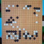 NHK杯戦囲碁 孫喆7段 対 河野臨9段