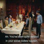 """スタートレックのファーストシーズンの""""The Squire of Gothos"""""""