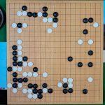 NHK杯戦囲碁 大西竜平7段 対 一力遼2冠
