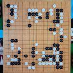 NHK杯戦囲碁 横塚力7段 対 張栩9段