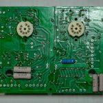 PCL86シングル超三結アンプキット→プリント配線板の実装完了