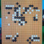 NHK杯戦囲碁 井山裕太大3冠 対 余正麒8段