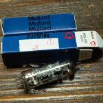 Mullardの自称マッチドペアのPCL86