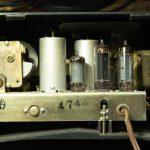 ビクターの真空管ラジオ