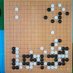 NHK杯戦囲碁 一力遼2冠 対 余正麒8段 (決勝戦)