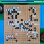 NHK杯戦 孫喆7段 対 西健伸5段、ついでに囲碁フォーカスの新講師