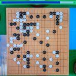 NHK杯戦囲碁 蘇耀国9段 対 秋山次郎9段