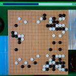 NHK杯戦囲碁 六浦雄太7段 対 依田紀基9段