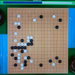 NHK杯戦囲碁 藤井秀哉8段 対 王銘エン9段