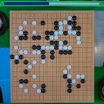 NHK杯戦囲碁 潘善琪8段 対 清成哲也9段