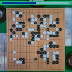 NHK杯戦囲碁 小池芳弘6段 対 鈴木伸二7段