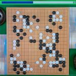 NHK杯戦囲碁 伊田篤史9段 対 上野愛咲美女流棋聖