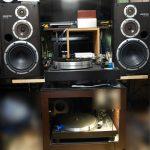 オーディオ関係の装置の整理