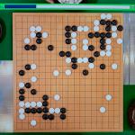 NHK杯戦囲碁 瀬戸大樹8段 対 山下敬吾9段