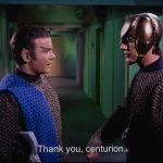 """スター・トレックの第3シーズンの""""The Enterprise Incident"""""""