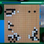 NHK杯戦囲碁 鈴木歩7段 対 余正麒8段
