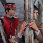 """キャプテン・スカーレットの第一話、""""The Mysterons"""""""