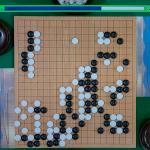 NHK杯戦囲碁 広瀬優一5段 対 村川大介9段